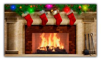 Christmas Fireplace 1.0 full