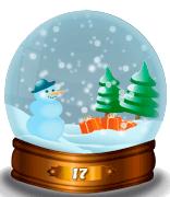 christmas snowball