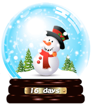 Click to view Christmas Snow Globe 1.0 screenshot