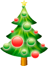 Click to view Free Xmas Tree 1.2 screenshot