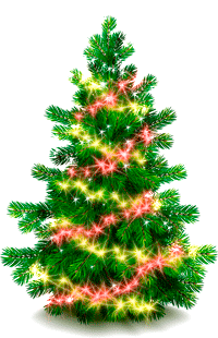Get free Christmas tree for your desktop